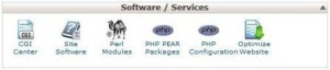 cpanel-software-services