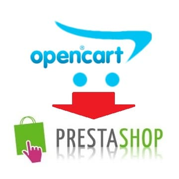 opencart to prestashop